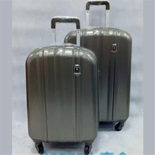 High quality PC luggage set trolley travel luggage bags 20/24/28 inch suitcase