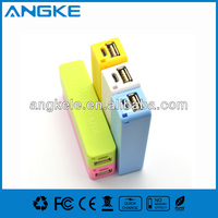 2013 good price Fashionable 2600mah Power Bank for cell phone