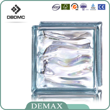 Hot sale Best quality Decorative glass blocks /Brick with CE&ISO9001 certificate