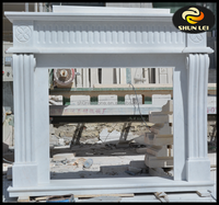 Stone Fireplaces and Marble Fireplaces