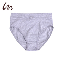 Hot Girl Plus Size Cotton Crotchless Panty
