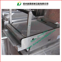 Automatic Beef Meat Steamed Hamburger Machine/Hamburger Grill & Baking Machine/hamburger grill machine