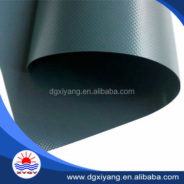 China supplier waterproof anti-mildew Any size pvc coated tarpaulin