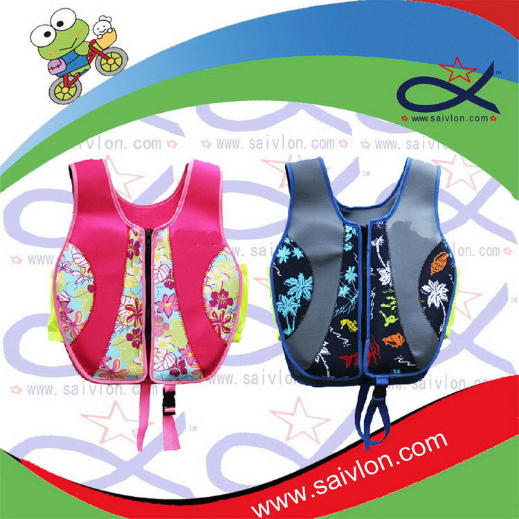 Modern new coming offshore inflatable life jacket