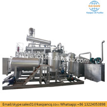 Mobile Tybe oil Vacuum Lube Oil Filtration