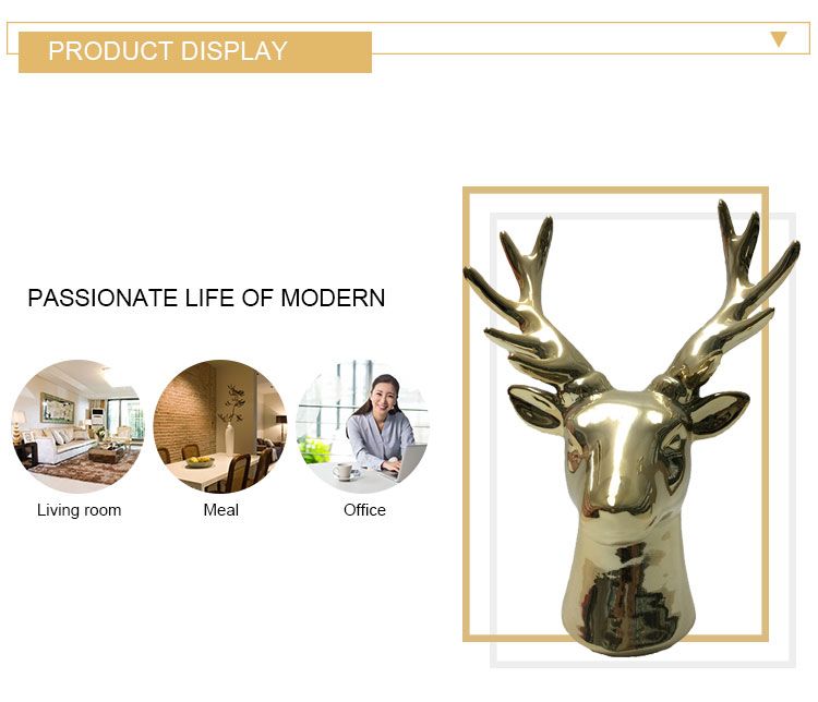 Hot sale Exquisite Good-looking Deer Head