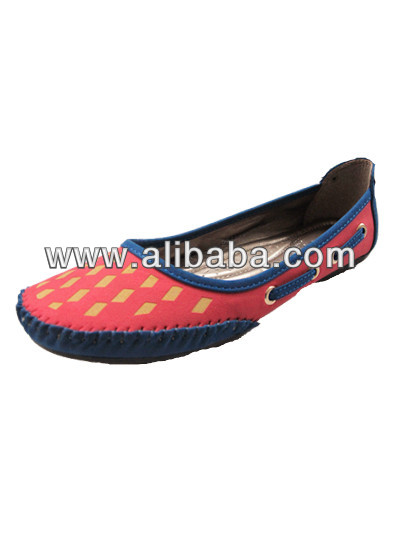 Lady flat shoes