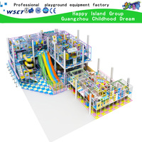 Amusement park high quality naughty castle children indoor playground equipment