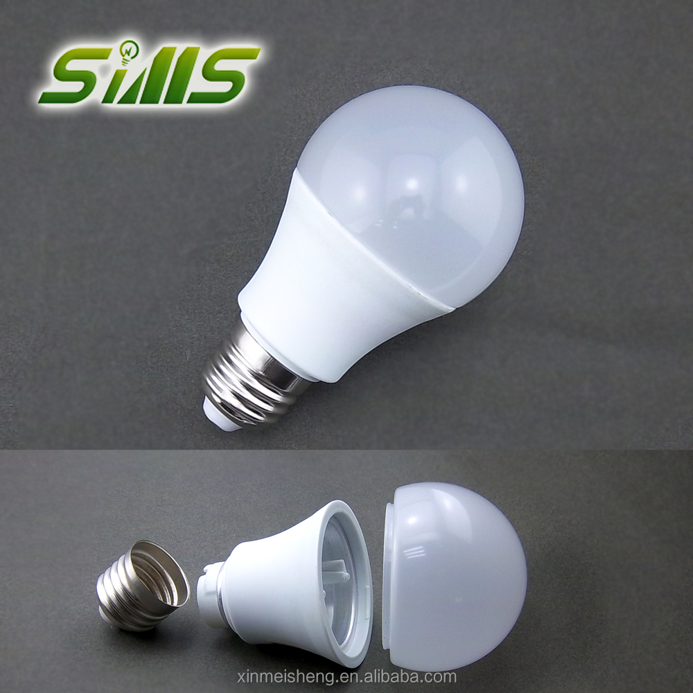 New smd2835 5w led lamp e27 led bulb diffuser PC cover