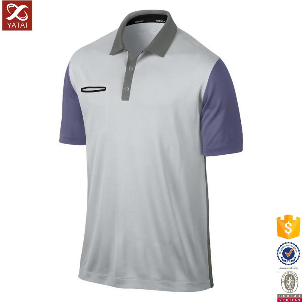Plus size color combination collar design polo shirts for for Polo shirt color combination