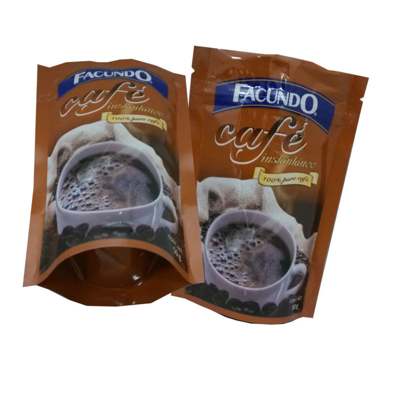 instant coffee bag instant coffee packaging bag laminated printing coffee bag