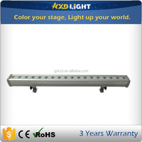 Event Decoration Equipment Professional 18X3W 3IN1 RGB Led Lights Wall Washer Christmas Lights Outdoor
