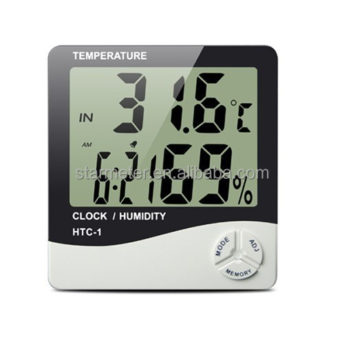 decorative indoor thermometer/smart thermometer