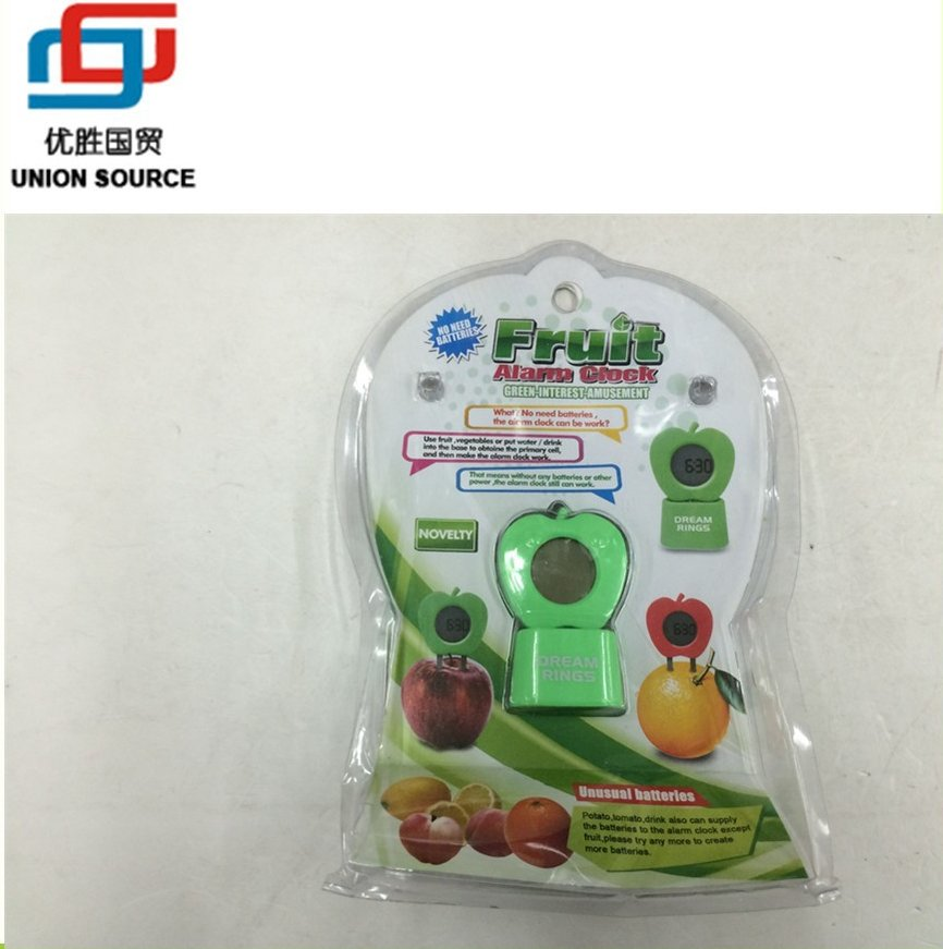 Kids funny Fruit digital alarm clock (CT7020950)