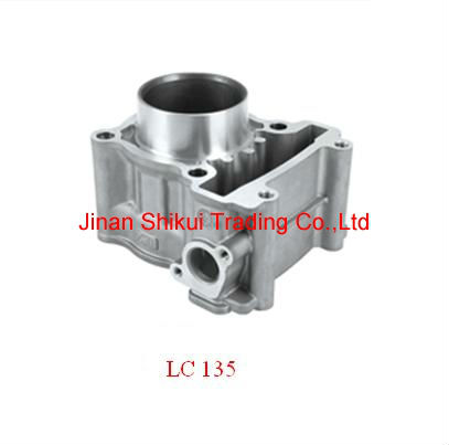 motorcycle cylinder block LC135 PARTS