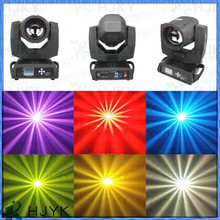 power supply 230W Beam moving head light, factory mass produce moving beam light