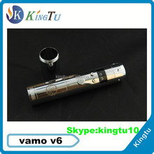 3 - 25w adjustable vaporizer e cigarette kit vamo v6 kit/vamo v5 kit e cigator from kingtu