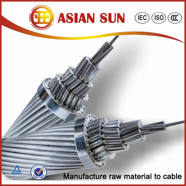 Power Cable Laurel All Aluminum Cable AAC Conductor