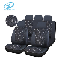 Factory Customized Professional Car Seat Cover Set