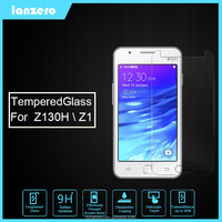 Tempered Glass Screen Protector For Samsung Galaxy Z130H\Z1 Anti-Explosion 9H 0.33mm For Samsung Galaxy Z130H\Z1