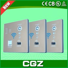 Wireless optical fiber WiFi router WiFi unlimited and remote