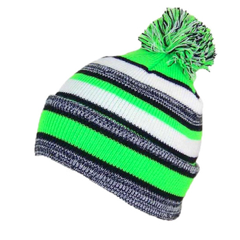 Spandex Polyester Pom Pom Beanie Hats Wholesale Beanie Knit Hat ... 7eb9c07fcf8