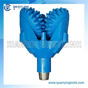 BESTLINK Factory TCI Tricone Bit IADC637 for Underground foundation Drilling