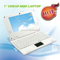 china cheap laptop 7inch VIA WM8650 android 2.2 laptop best low price laptop made in china