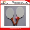 Beach Paddle Rackets ( 2 Pieces Paddle + 1Piece Ball )