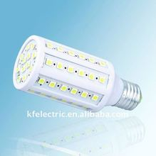 9W led corn bulb replace 100w halogen bulb