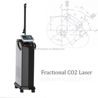 cosmetic fractional co2 laser CE certificated