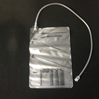 3 chambers ozone insufflation bag with luer connector
