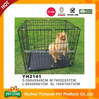 High Quality Stainless Steel Dog Show Cage