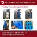 Blow Molded Pallet Making Machine