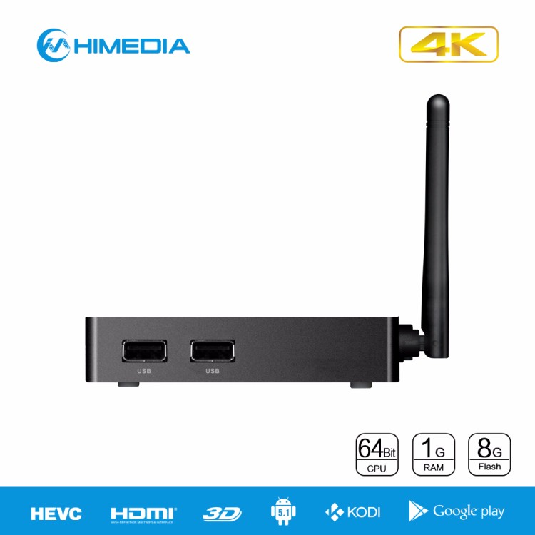 Himedia Manufacturer 2017 Octa Core RK3368 Android Otca Core 64bit Set Top Box