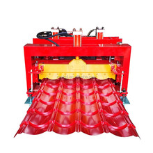 hot sale tianjin Neried trapezoidal ibr metal roofing sheet tile manufacturer roll forming machine