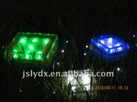 Solar Brick Light, solar light, solar garden outdoor lighting