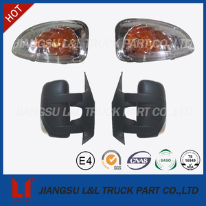 High quality led light for car side mirror for renault master