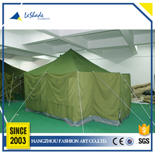 Hot wholesale Superior inflatable canvas military tent sale