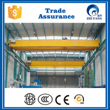 Electric Trolley Bridge Overhead Crane with Grab