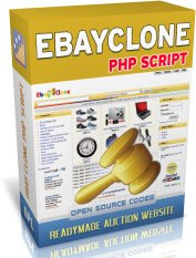 Ebay Clone PHP Auction script