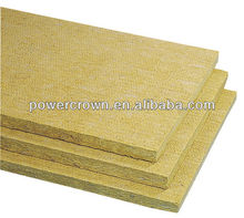 sound proof rockwool panels/heat insulation roof isulation rockwool board