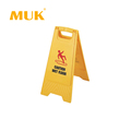 MUK hotel restaurant supplies cleaning cart accessories road caution sign floor signs