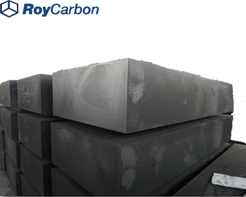 Graphite Block for Heat Exchangers for Chemical Process Industry