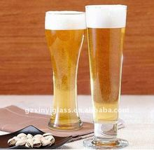 Fashion Style Pub Pilsner Beer High Ball Footed Drinking Glass Tumbler