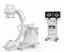 HIGH FREQUENCY DIGITAL SURGICAL MOBILE C-ARM