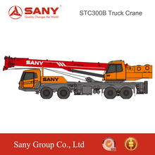 SANY STC300B 30 Tons Long Endurance & Reliability Medium Truck Mounted Crane For Sale