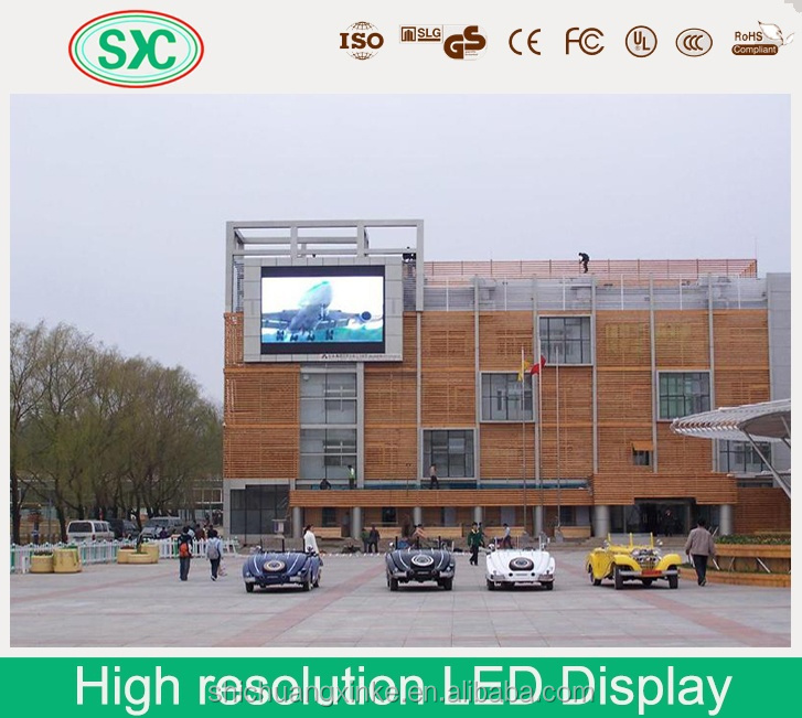 Programmable 14.1 led display video led display panel distribute