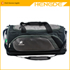600D Large Black Duffle Bag Travelling Bag Travel Storage Bag For Men OEM Passed EN71