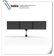 ThinkWise M300 triple arms monitor stand 3 screen